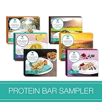 6-Flavor Protein Bar Bundle