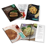 MediLiving Recipe Book Bundle