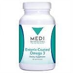 Omega Three-Enteric Coated