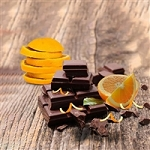Orange Probiotic Dark Chocolate Sensations