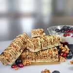 Blueberry Pomegranate Protein Bar