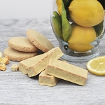 Iced Lemon Shortbread Protein Bar
